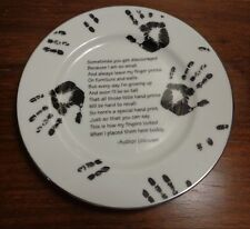 Thornberry's USA Child's Handprint with Poem