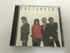 Pretenders Pretenders German CD album 1980 7599274302 SIRE