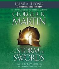 A Song of Ice and Fire: A Storm of Swords Bk. 3 by George R. R. Martin (2012, C…