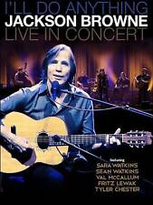 Jackson Browne: I'll Do Anything - Live in Concert (Blu-ray Disc, 2013)