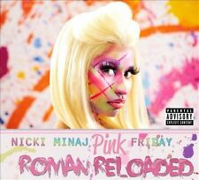 Nicki Minaj - Pink Friday: Roman Reloaded CD NEW [Explicit Lyrics]