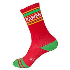 Gumball Poodle Ribbed Gym Socks - Ramen - Unisex