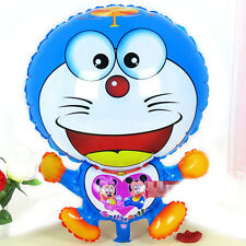 Cute Cartoon Doraemon Foil Big Balloon Anime Classic Toy For Kid Birthday Party