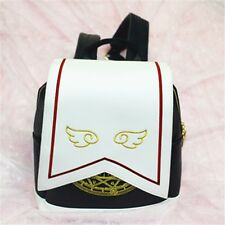 Anime Card Captor Sakura Kinomoto Lolita Magic School Shoulder Bag Backpack