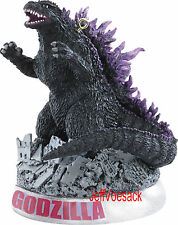 "Carlton Cards 2016 Godzilla ""Ancient Ruins"" Sound & Light Ornament  NEW IN STOCK"