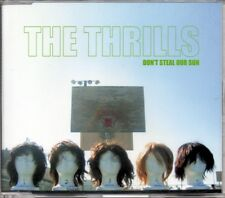 THE THRILLS - DON'T STEAL OUR SUN - 2 TRACK 2003 CD SINGLE - MINT