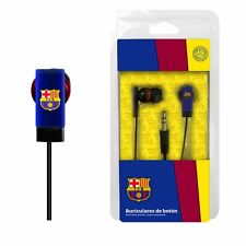 FC Barcelona Kopfhörer Earphone Fan Fanshop Champions League Spain Spanien new