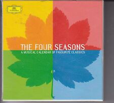 The Four Seasons: A Musical Calendar (4 CD, 2003) Deutsche Grammophon