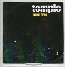 (169A) Temple, Lemon Tree - DJ CD
