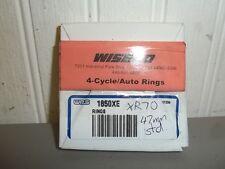 Honda Wiesco Motorcycle Piston Rings for XR 70 Wiesco