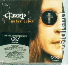 OZZY OSBOURNE UNDER COVER CD+DVD  DualDisc SEALED