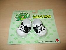"1996 CABBAGE PATCH KIDS *SADDLE SHOES* BY MATTEL. FITS 14"" DOLL. SEALED NOS."