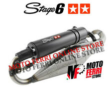MARMITTA STAGE6 PRO REPLICA PIAGGIO 50 2T ZIP TYPHOON NRG SR RUNNER SP