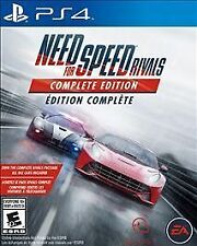 Need for Speed: Rivals -- Complete Edition (Sony PlayStation 4, 2014)