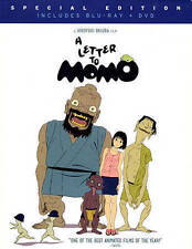 A Letter to Momo (Blu-ray/DVD, 2014, 2-Disc Set)