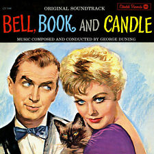 BELL BOOK AND CANDLE (1958 DVD COMEDY JAMES STEWART KIM NOVAK)