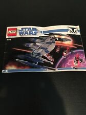 LEGO Star Wars The Clone Wars Hyena Droid Bomber (8016)