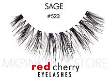 Red Cherry Lashes #523 False Eyelashes [LOT OF 3]* NEW*