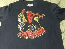 Old Navy Collectabilitees The Amazing Spider-Man Vintage Style T-Shirt SZ M!!!