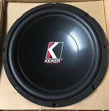 New Old School Kicker Freeair F12C SVC Competition Subwoofer,Rare,USA,NIB,NOS