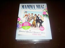 MAMMA MIA! Broadway & Movie Smash Hit Musical Special Mia Giftset CD & DVD NEW!