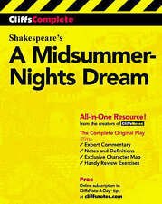 Midsummer Nights Dream : Complete Study Edition