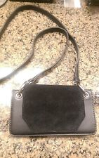 urban outfitters purse. bnwt $36 suede/leather metal rings