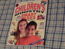 Children's Ministry Smart Pages by Gospel Light (2005, Paperback/CD-ROM) F.SHIP