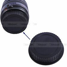 New Style Rear Cap Cover Protector with installation Point fr Canon EF EF-S Lens