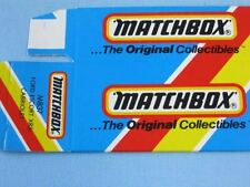 Matchbox Miniatures RARE Set of Un-released 'BP' boxes x 12
