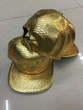 NEW Last Kings Fashion HipHop Adjustable Snapback Style Baseball Hat/cap Gold