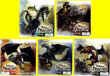 McFarlane Toys Dragons Series 2 Lost King Action Figure Set of 5 New from 2005