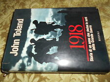 John Toland 1918 STORIA DI UN ANNO (...)DELLA GRANDE GUERRA 1a ed RIZZOLI (1982)