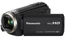 Panasonic HC-V250 Camcorder Camera , 1 yrs wrt
