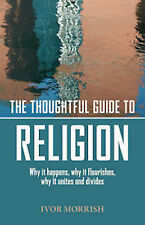 IVOR MORRISH___THOUGHTFUL GUIDE TO RELIGION___BRAND NEW