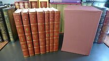 Folio Society THE WORKS OF JANE AUSTEN COLLECTION, 7 volume set, S/C, Literature