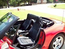 BMW Z3 Windscreen Wind Deflector Windblocker Windstop,  No Roll Hoop Version