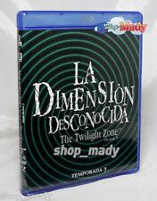 The Twilight Zone - La Dimension Desconocida Temp. 3 Blu-ray En Español Latino