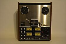 Teac 3340 Reel to Reel 4 Channel Recorder Player TESTED - CLEAN HEADS