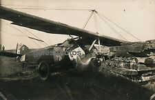Aviation c. 1925 - Avion Morane à Avord Accident - AVI 14