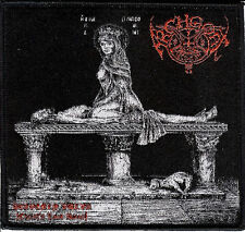 Archgoat - Heavenly Patch Black Metal Blasphemy Revenge Conqueror Bathory Venom