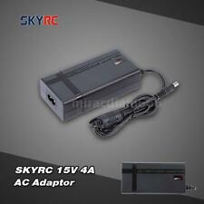 SKYRC 15V 4A 60W Power Supply Adapter for SKYRC IMAX B6 Charger US Plug N1TK