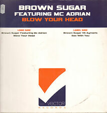 BROWN SUGAR - Blow Your Head - Feat Mc Adrian - Vector