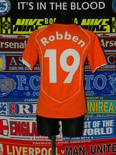 5/5 Netherlands adults S 2004 #19 Robben football shirt jersey trikot Holland