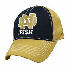 Notre Dame Fighting Irish NCAA Football Cap Kappe Neu Klettverschluss College