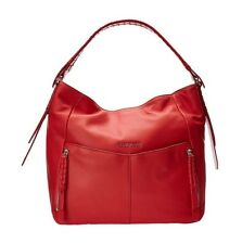 BNEW COLE HAAN 'Felicity' Leather Hobo Bag - chrysanthemum