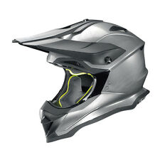 CASCO CROSS NOLAN N53 SMART - 16 SCRATCHED CHROME TAGLIA S