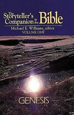 The Storyteller's Companion to the Bible: Genesis (The Storyteller's Companion t