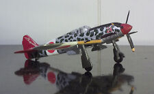 "BUILT 1/72 WWII IMPERIAL JAPNESE ARMY KAWASAKI Ki 61 ""TONY"" 1944-45 HOME DEFENCE"