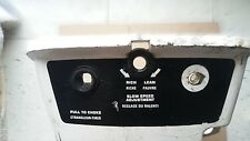 1981 Evinrude Johnson outboard 7.5hp lower engine pan